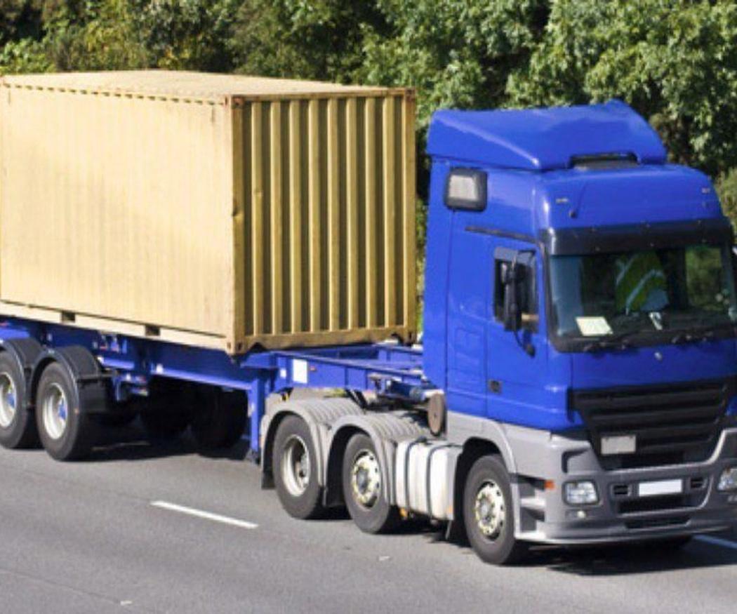 Sistema de freno para camiones