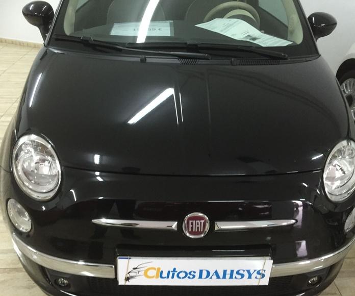 FIAT 500 LOUNGE 1.2L 69CV (COLOR NEGRO)