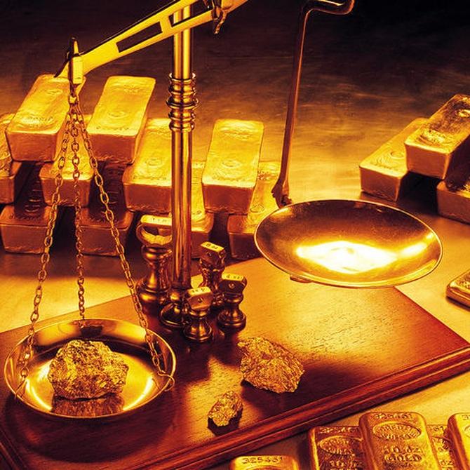 ¿Cuáles son las ventajas de invertir en oro?