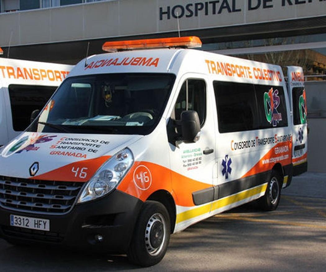 ¿Qué clases de avisos llevan las ambulancias?