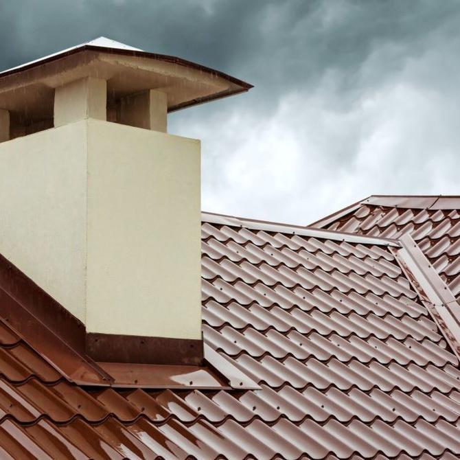 Revisa el tejado para ahorrar dinero