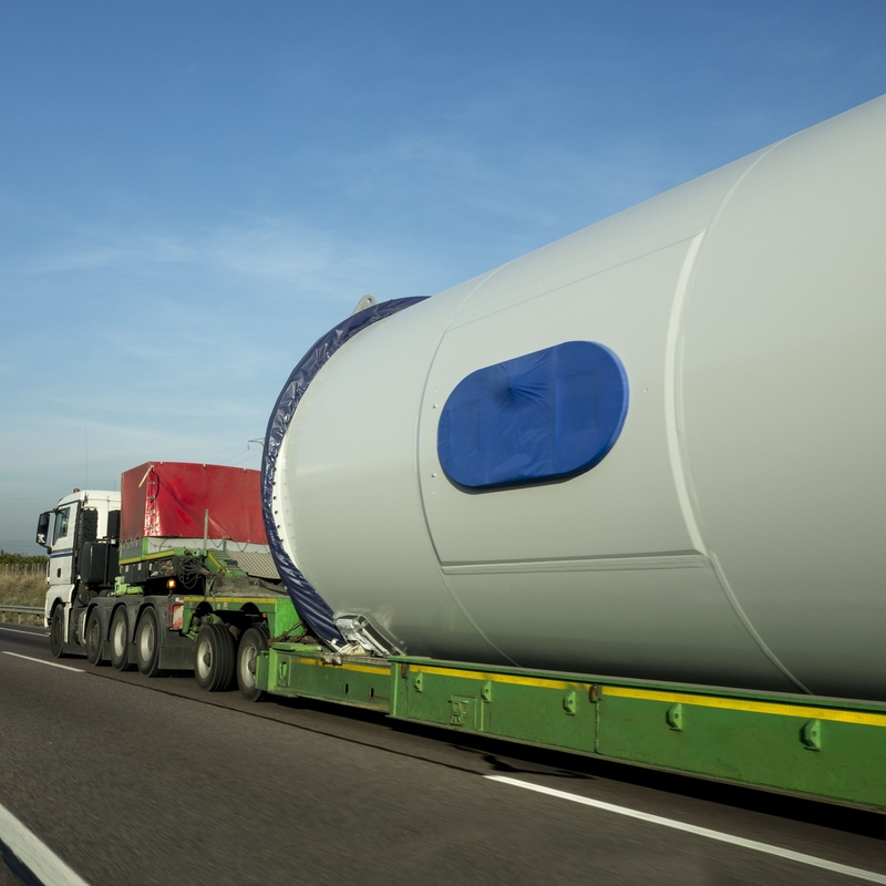 Transporte de mercancías peligrosas: Servicios de TRANSPALOMARES