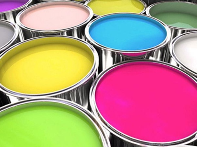 Ventajas de la pintura acrílica