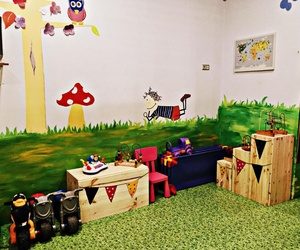 Nueva zona de juegos para los más pequeños en Gnomos y Hobbits. Madrid