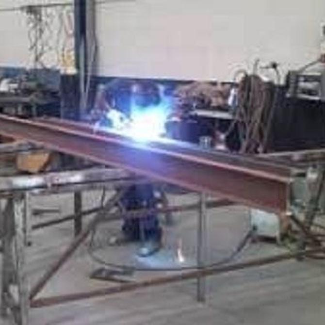 ¿Cómo se trabaja el aluminio?