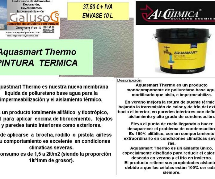 NOVO AQUASMART THERMO