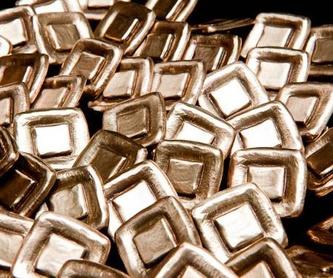 BAÑO PLATA ENVEJECIDA: Productos de Acabados Ortiz