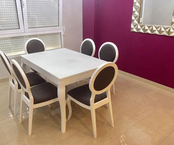 Mesas y sillas: Productos de Todo Lote Stock
