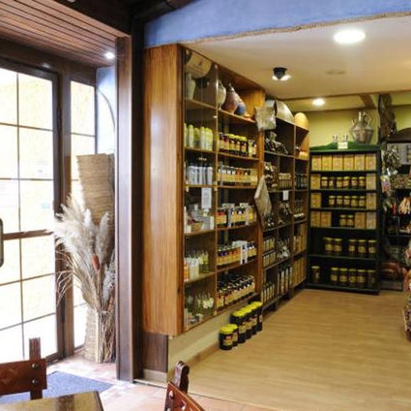 Tienda: Instalaciones y Servicios  de Restaurante - Hotel  de Carretera El Oasis**