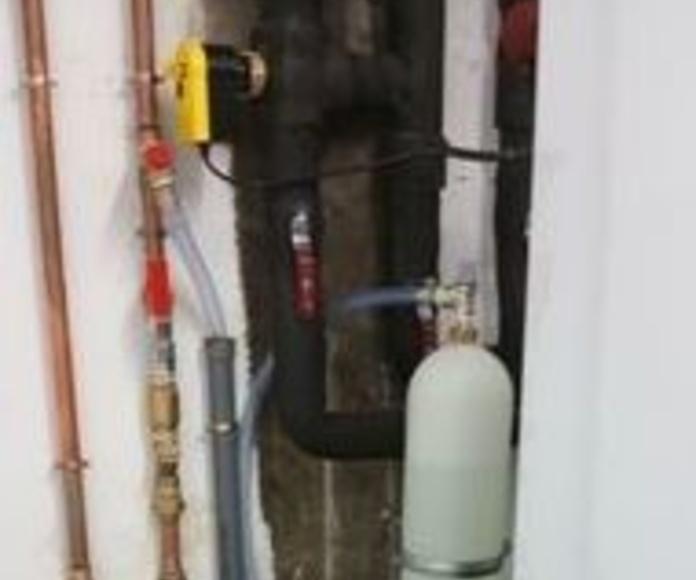 instal·lacions i manteniments