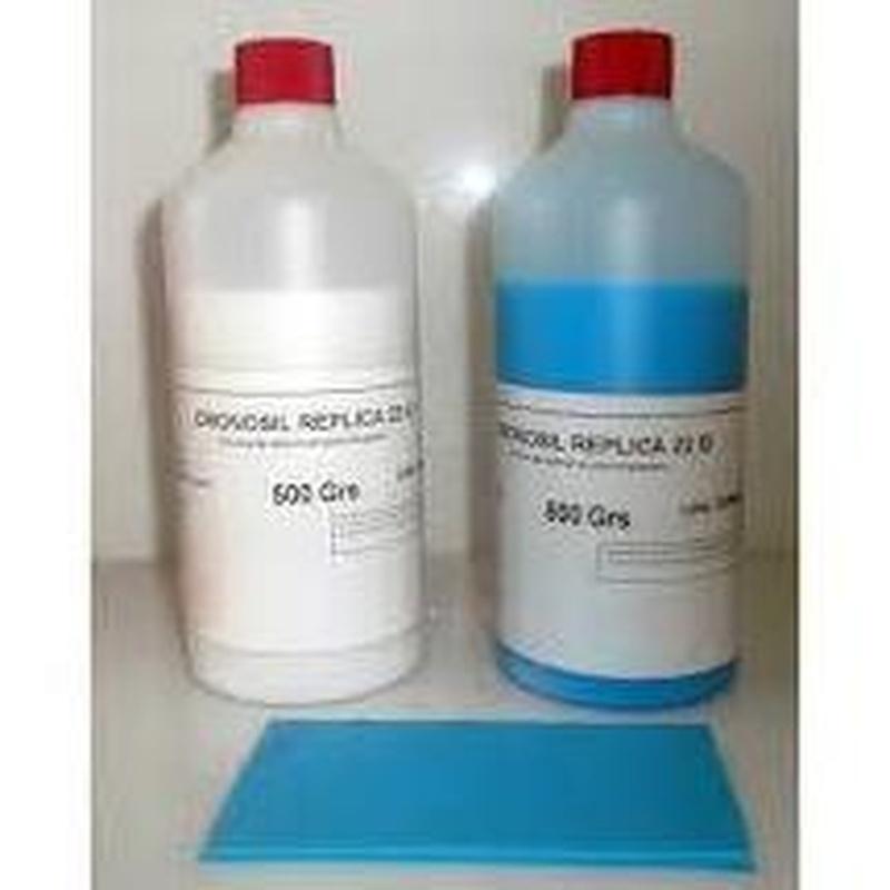 CRONOSIL REPLICA 22 A + B de PLASTIFORM en almacén de pinturas en ventas.