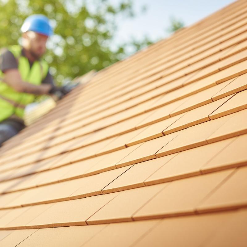 Cubiertas y tejados: Servicios de Trabajos Verticales Selas