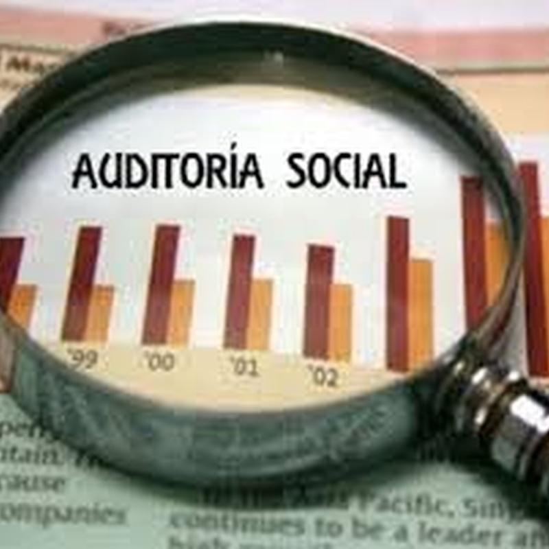 Auditorías sociales: Servicios de Cavala