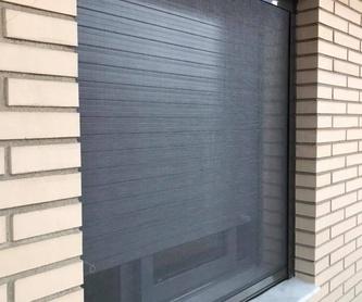 Puertas y ventanas de aluminio y PVC: Servicios de Aluminio Pastor