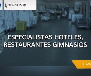 Lavanderías Industriales en Madrid sur | Lavandería Industrial Robila
