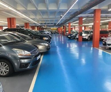 Limpieza de parkings 20% de descuento