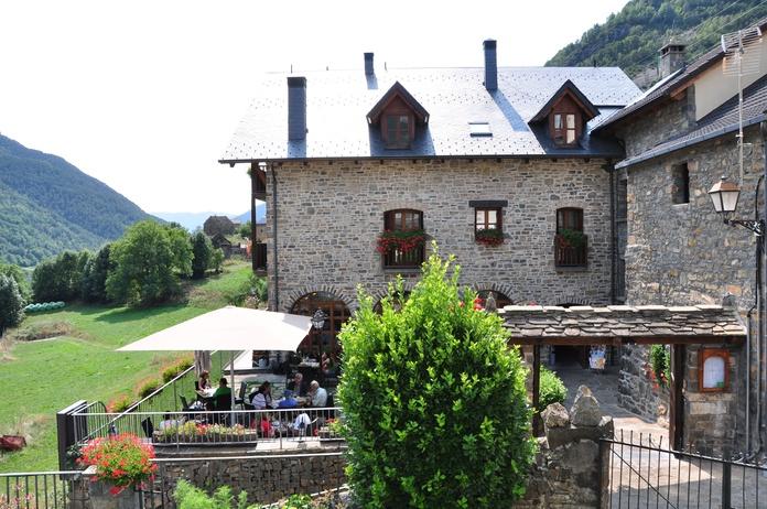 Restaurante La Cocinilla, Apartamentos Casa Montse.