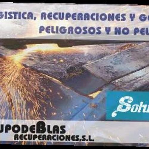 Desguaces y chatarras en Leganés | Autodesguaces De Blas