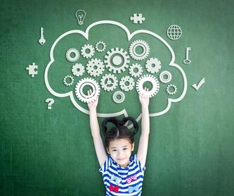 Logopedia educativa y clínica: Servicios de Centro Multidisciplinar Candela