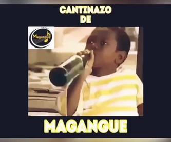 SALSOTECA: Sala y actuaciones de Magangue