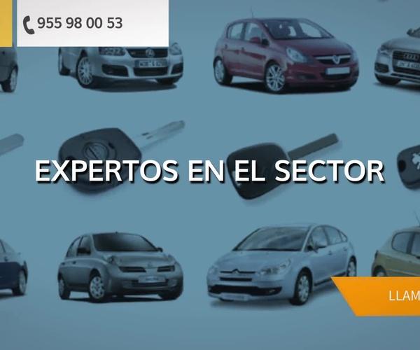 Reparación de mandos de coche en Sevilla | Clonekey