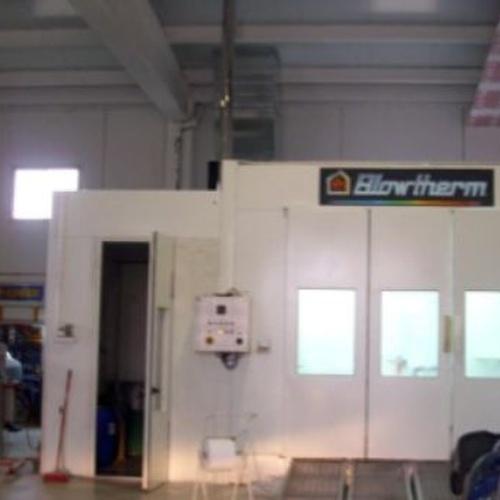 Taller equipado con las últimas tecnologías en Segovia
