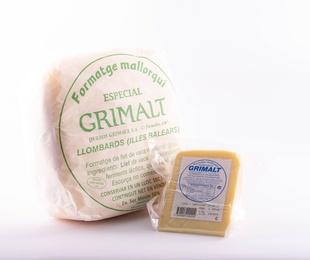 Paquete queso Grimalt especial  0,350-0,400 Kg