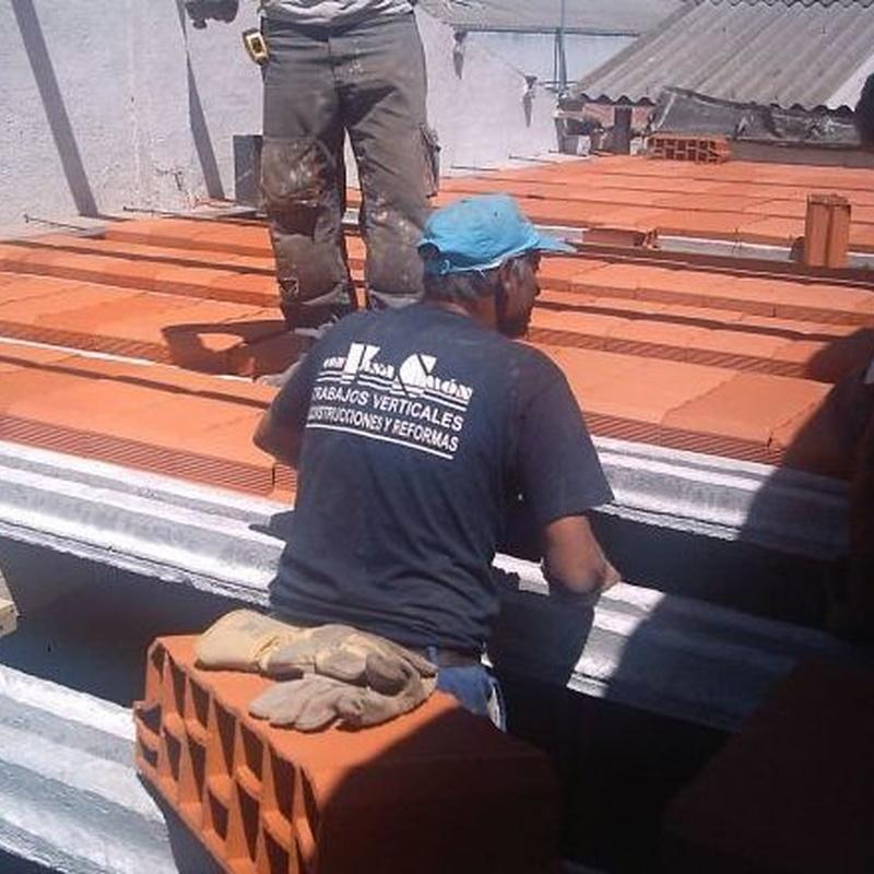 Construcciones: Servicios de Convasa Simón, S. L.