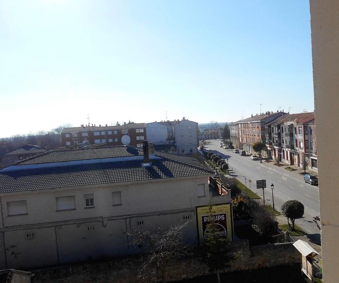 Piso Villadiego: Venta y alquiler de inmuebles de Inmobiliaria Renedo