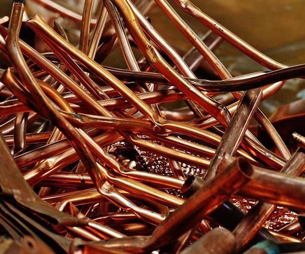 El cobre como elemento fundamental de una ciudad