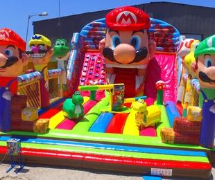 Castillo combo Mario + eliminator
