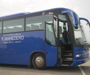 Autoescuela R. Mahedero, permiso de autobús D en Baeza