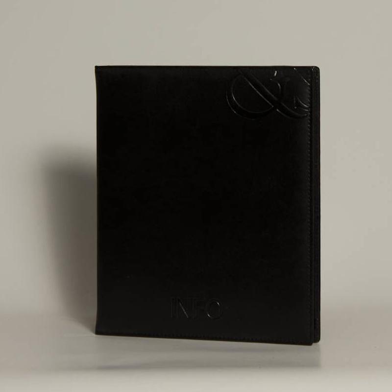 PortaDocumentos PD-01550: Catálogo de M.G. Piel