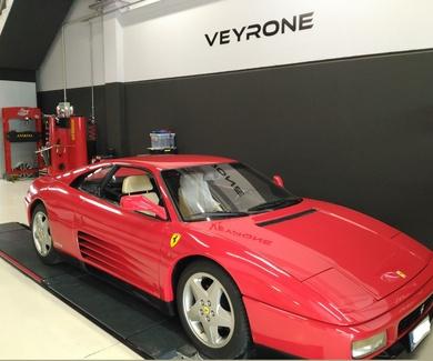 Últimos trabajos: Ferrari