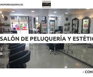 Mechas balayage Horta-Guinardo Barcelona | Elegans Perruquería