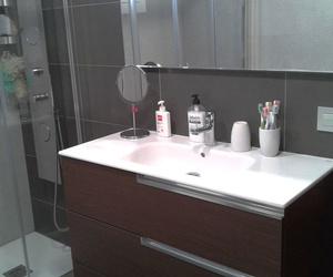 Baño reformado en Zaragoza