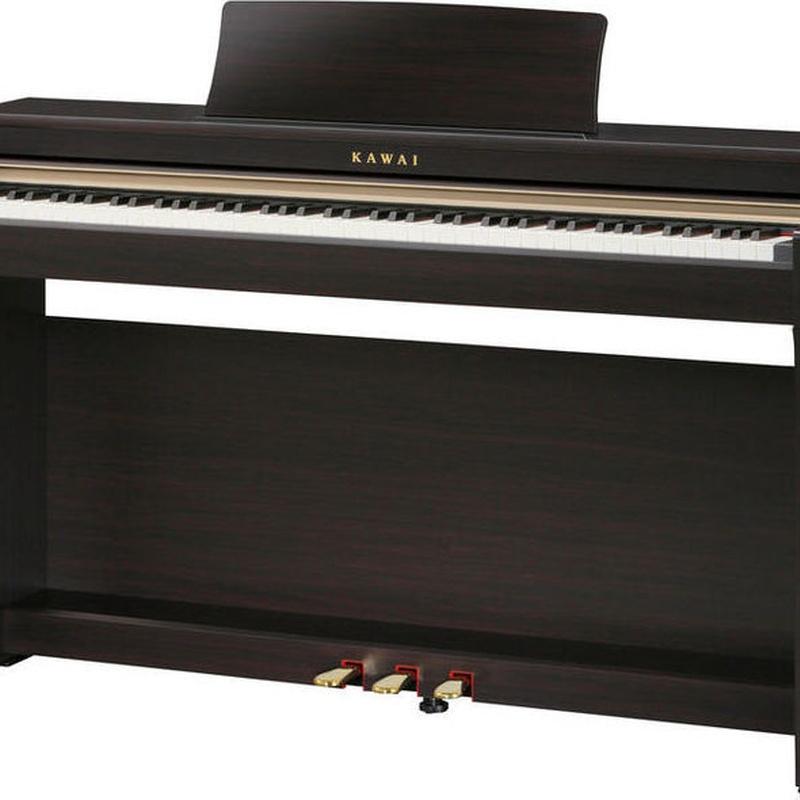 PIANO DIGITAL KAWAI CN-27 CON BANQUETA