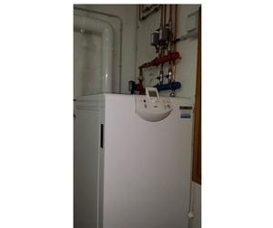Sistema de calefacción en Huesca