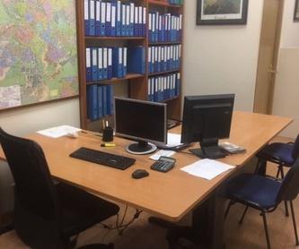 Despachos independientes: Centro de Negocios de Centro de Negocios MRB