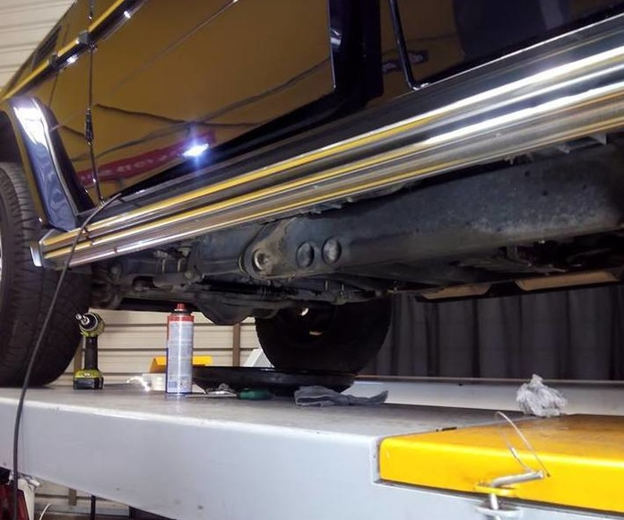 Mantenimiento periódico caja automática 7G tronic de Mercedes-Benz  : Servicios de DG Autointegral