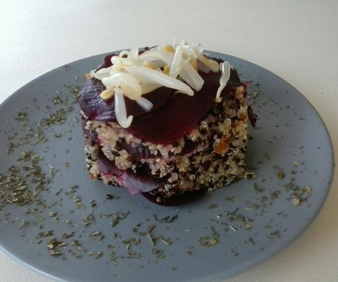 Platos vegetarianos: Nuestra carta de Restaurante Levante