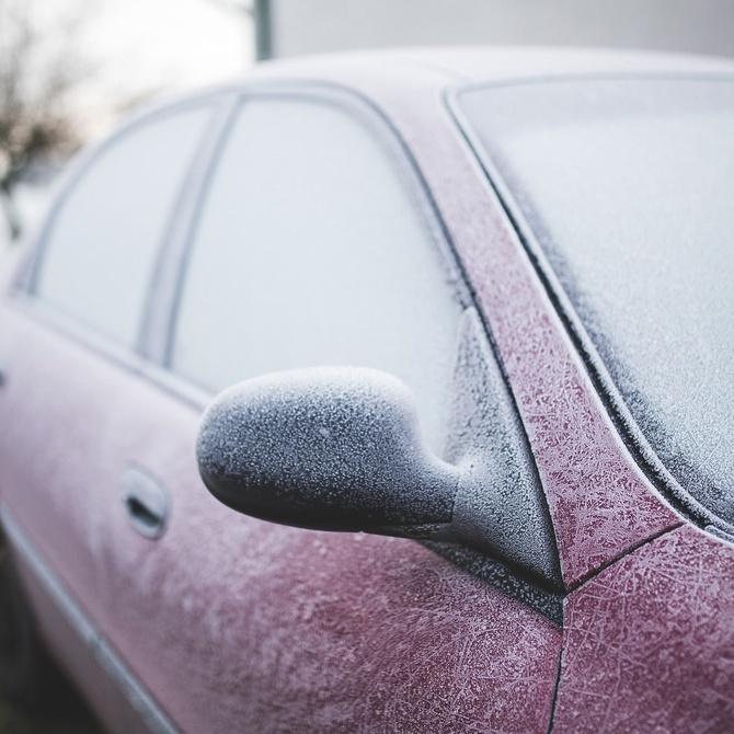 Consejos para mantener tu coche en invierno