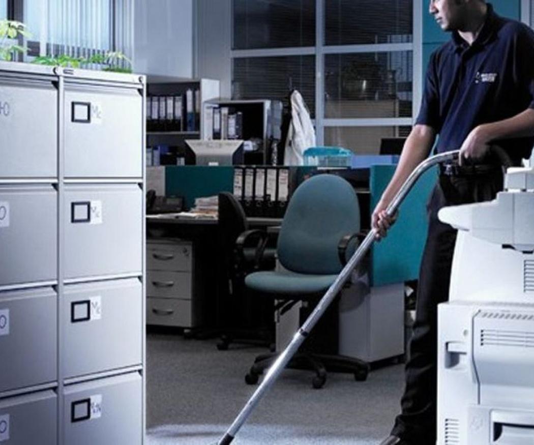 5 pasos para conseguir la mejor limpieza de oficinas