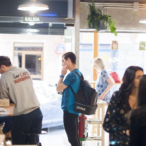 Deportistas y gente sana Alicante