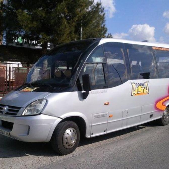 Ventajas de alquilar un microbús para clubs deportivos