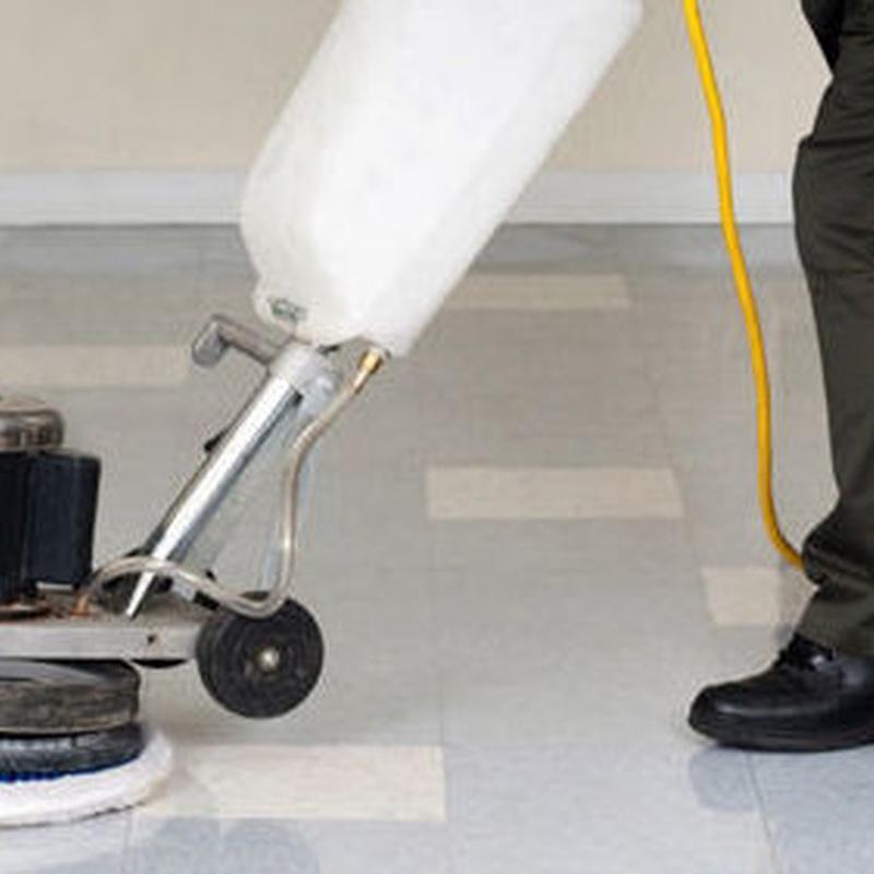 Limpieza de oficinas y locales: Servicios de Galicia Limpia