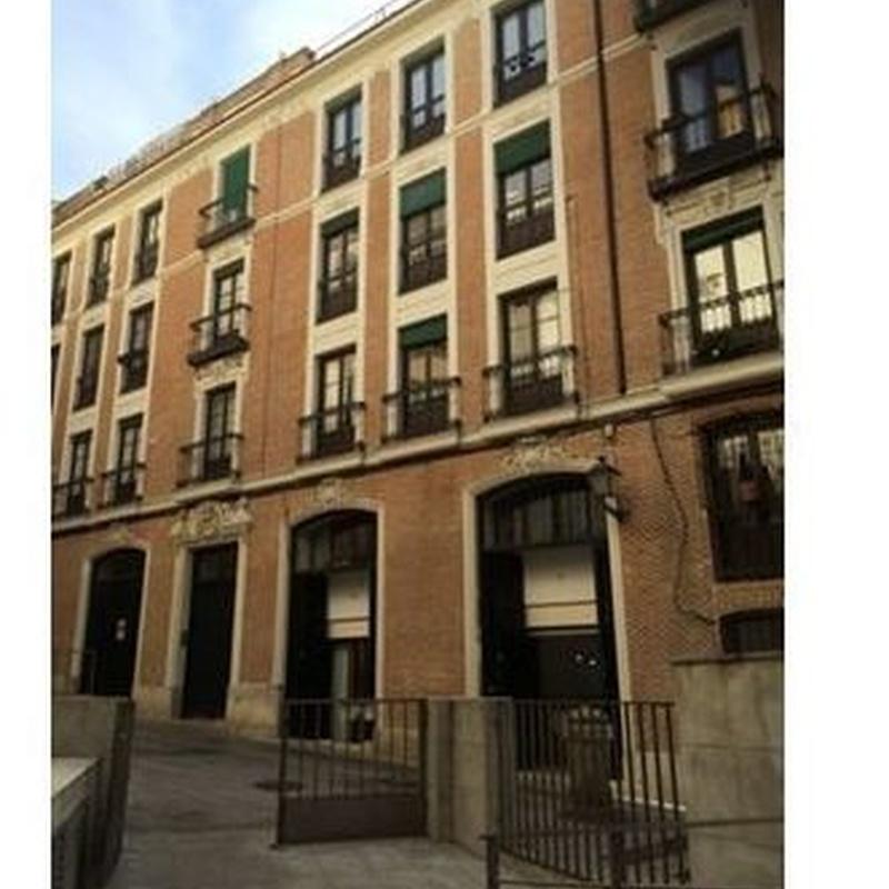 Rehabilitación vivienda C/ Rollo - Madrid