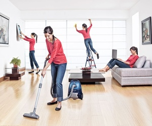 Gestión de mantenimiento y limpieza