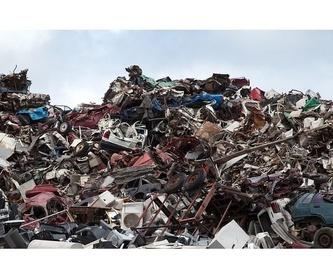 Recuperación y reciclaje  : Servicios de Torres CB