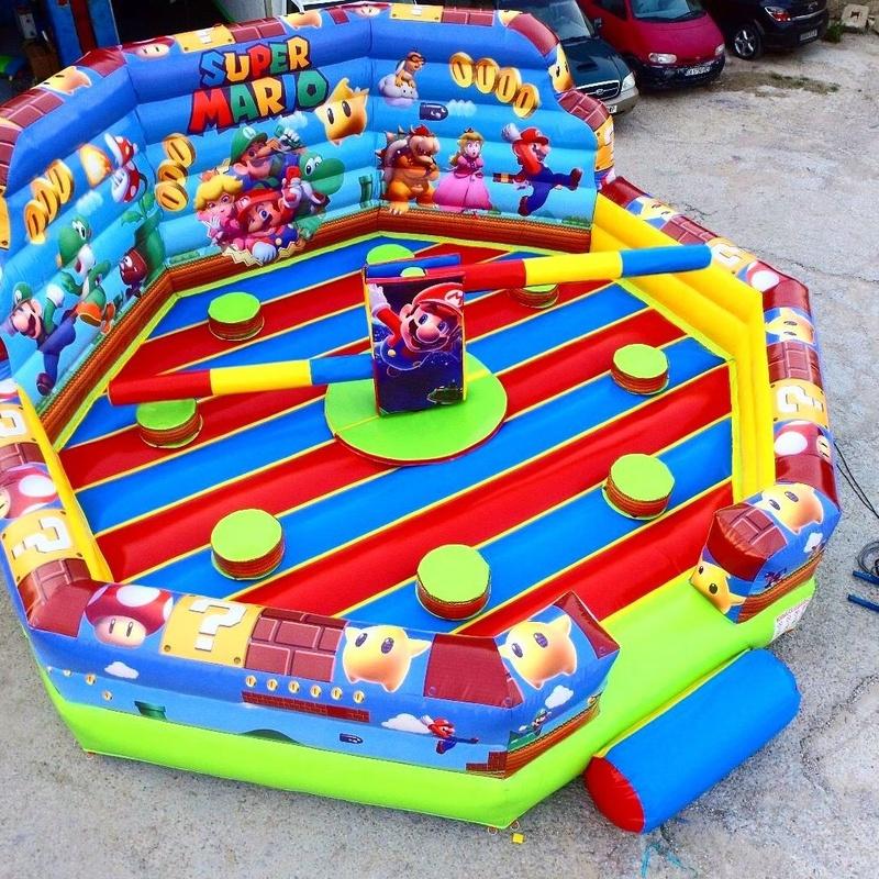 Happy-11: Catálogo de Hinchables Happy Jump